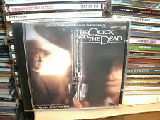 THE QUICK AND THE DEAD,ALAN SILVESTRI,FILM SOUNDTRACK