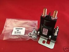 NEW WHITE RODGERS 12 VOLT 100 AMP 4 TERMINAL CONTINUOUS DUTY SOLENOID 120-901