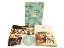 Brand New! BTS Bangtan Boys Now In Thailand Photobook+DVD+Postcard+Mini Poster
