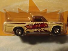 Hot Wheels_Hershey's Nostalgia_2012 Whatchamacallit_'63 Studebaker Champ_MOC