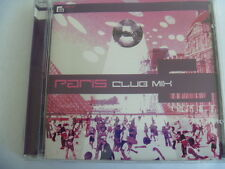 GALERIE PARIS CLUB MIX FRENCH TOUCH RARE LIBRARY SOUNDS MUSIC CD