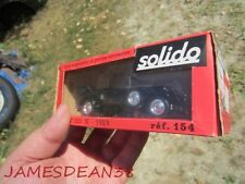 SOLIDO AGE D OR 1929 FIAT 525 N BALILLA 2 DR COUPE 1/43 IN BOX