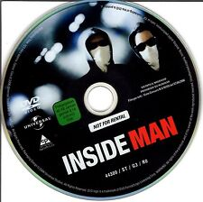 Inside Man (2007) DVD - ohne Cover  #m69