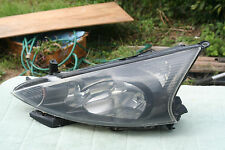 Mitsubishi Grandis NA4W Headlight HID Left black interior Japan