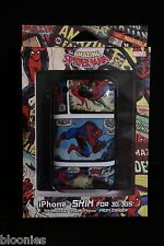 Spider-Man Comic Strip iPhone 3G/3GS Skin Hard Case NEW