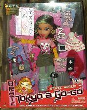 BRATZ World! Tokyo A Go-Go YASMIN Doll, NIB Rare COLLECTIBLE DOLL