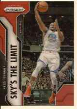 ANDRE IGUODALA 2016-17 PANINI PRIZM NBA SKY'S THE LIMIT ORANGE REFRACTOR /49