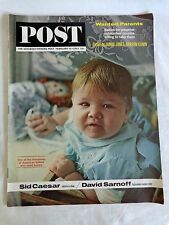 Saturday Evening Post February 16 1963 Wanted Parents Great Ads and Articles
