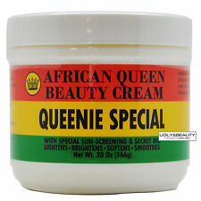 African Queen Beauty Cream Queenie Special 20 Oz / 566 g
