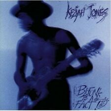 KEZIAH JONES - BLUFUNK IS A FACT  CD  12 TRACKS BLUES POP  NEU