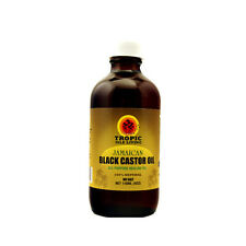 Tropic Isle Living Jamaican Black Castor Oil 4 oz / 118 ml