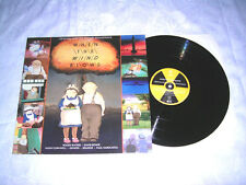 LP - When the Wind blows (Soundtrack 1986) David Bowie Roger Waters # cleand