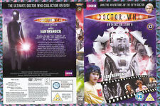 DOCTOR WHO DVD FILES VOL 32 (5th DOCTOR STORY 6) Earthshock