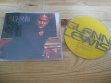 CD Pop Glenn Lewis - Don't You Forget It (1 Song) Promo EPIC / SONY MUSIC sc