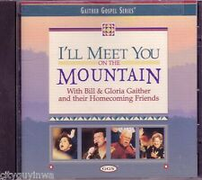 GAITHER GOSPEL SERIES Meet You Mountain BILL GLORIA CD Classic Christian Rare