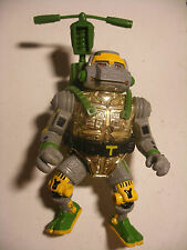 vintage Playmate TMNT Tortues Figure Ninja Turtles METALHEAD Robot incomplet