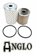 Oil & Fuel Filter Kit Elements - Fordson Dexta Major Power Dexta Super Tractor