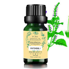 Patchouli  Pure  Nature Plant Essential Oils 10ml Aromatherapy Therapeutic