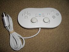 Nintendo GameCube & WII Wired stile classico Controller Gamepad Controller Game Pad in bianco