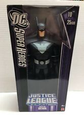 "JLU JUSTICE LORD BATMAN 10"" FIGURE MIB VERY HTF LATIN AMERICA RELEASE"
