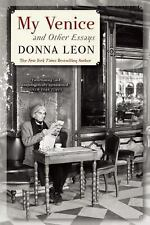My Venice and Other Essays by Leon, Donna