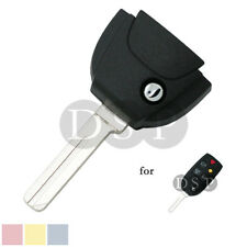Flip Key Part with Uncut Blank fit for VOLVO S60 S80 V70 XC70 XC90 Remote Case
