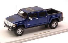 Hummer H3T 2008 All Terrain Blue 1:43 Model 10131 LUXURY