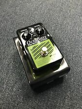 EBS Octabass Black Label Studio Edition Octave Divider Pedal  Brand New!