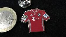 Nuevo: fc bayern munich FCB camiseta pin badge Home 2016/17