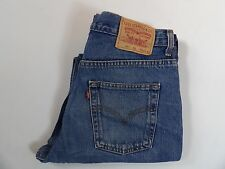 Vintage Levi's 581 Mens Jeans - Blue - Size W32 L32 Classic Fit,Straight,#Lev003