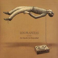 LOS PLANETAS: Contra La Ley De La Gravedad Digipack Primera Edición
