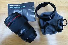 Canon EF 16-35mm F/4 EF IS L USM Lens