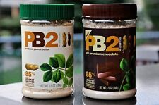 Pb2  Powdered Peanut Butter Variety- 2 pack 6.5oz ea - BELL PLANTATION