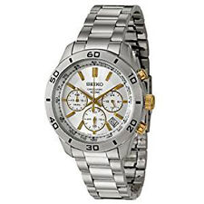 SCNP SSB051P1 Seiko Gents Chronograph Stainless Steel Bracelet Watch