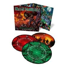 "IRON MAIDEN ""FROM FEAR TO ETERNITY THE BEST OF 1990-2010"" 3 LP VINYL NEW+ LIMI"