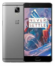 "OnePlus 3 6GB+64GB Smartphone 5.5"" FHD Android 6.0 Snapdragon 82 16MP NFC Phone"