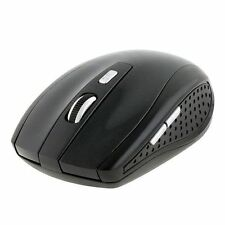 2.4GHz Wireless Optical Mouse& USB Receiver Adjustable DPI for PC Laptop Desktop