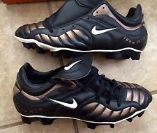 VGC NIKE Air Zoom Total 90 I II III FG 45 UK 10 vintage boots R9 rare no vapor