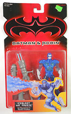 STILL SEALED! 1997 Kenner Batman and Robin Iceblast Mr Freeze