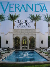 GLORIOUS SPACES TO FALL IN LOVE WITH September 2011 VERANDA Magazine