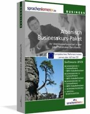 Sprachenlernen24.de Albanisch-Businesskurs Software (2013)