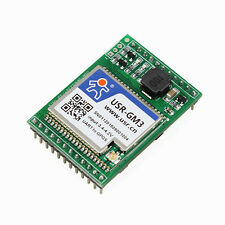 Serial RS232 COM UART TTL to GPRS GSM EDGE Mobile Converter Data Transmit Module