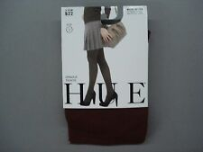 NWT Hue Women's Opaque Tights 1 Pair Size 2 Nutmeg #782K