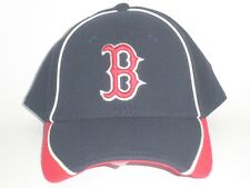 YOUTH Boston Red Sox NEW ERA 39THIRTY BP Hat Mesh Navy OSFA ($22) MLB Flex B Cap
