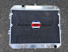 ALUMINUM RADIATOR FOR 1981-1983 NISSAN 280ZX 2+2 COUPE/TURBO COUPE/BASE 2.8L