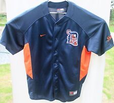 Detroit Tigers MLB Fan Baseball Jersey Nike Team XL Mens Genuine Merchandise