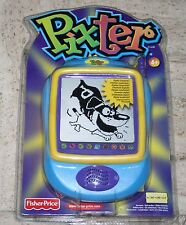 CONSOLE FISHER PRICE PIXTER CREATION DESSIN JEUX NEUF SOUS BLISTER