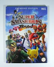 Lösungsbuch SUPER SMASH BROS BRAWL für Nintendo Wii NEU Spieleberater SSBB