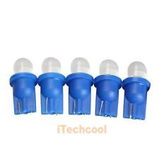5x T10 194 W5W Blue LED Car Motorcycle Dome Instrument Lights Bulbs Lamps #T1K