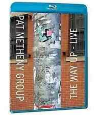 BLU RAY concert Live PAT METHENY GROUP  THE WAY UP LIVE comme neuf !